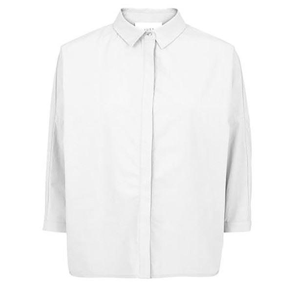 Rå, flot skjorte fra Just Female