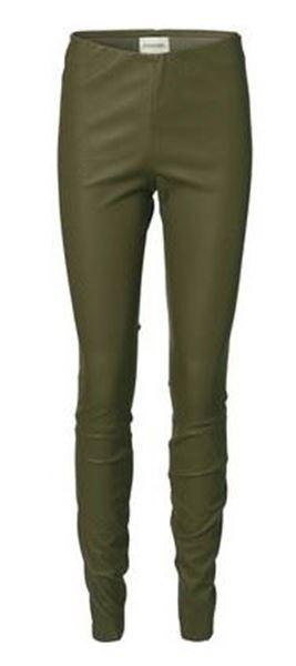 malene birger skind leggins