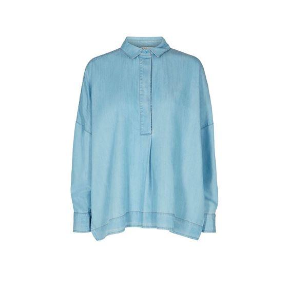 Skjortebluse fra And less