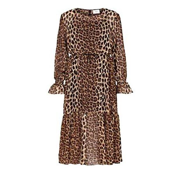 Lang kjole fra Just Female