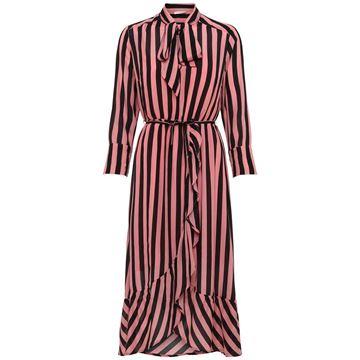 BILLE pink kjole fra Custommade