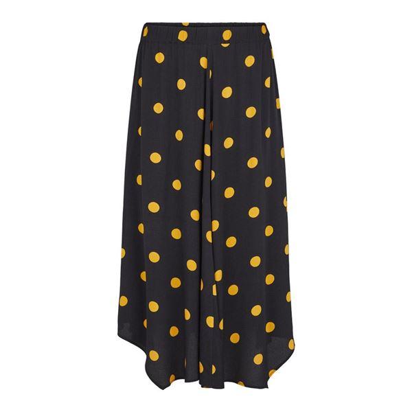 Prikket nederdel fra Just Female
