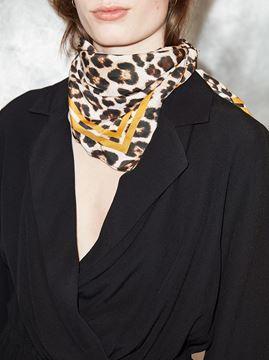 Leo tørklæde fra Just Female