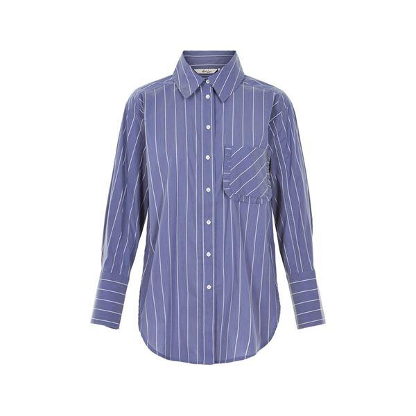 Stribet skjorte fra And Less