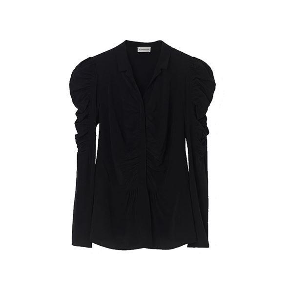 c956d73c9 Feminin bluse fra By Malene Birger
