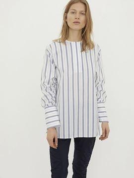 Stribet skjorte fra By Malene Birger