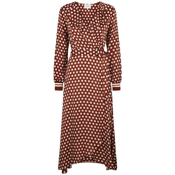 Spotty kjole fra Second Female