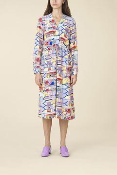 camilla kjole fra stine goya