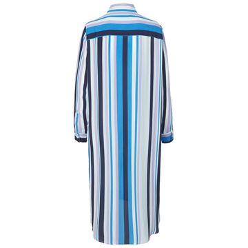 Stribet kjole fra Samsøe Samsøe