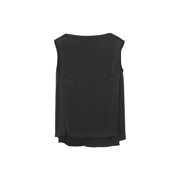 Sort top fra By Malene Birger