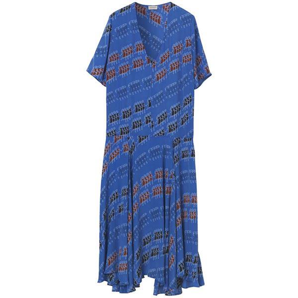 Smuk mønstret kjole fra By Malene Birger