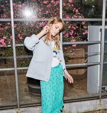 Kaori nederdel fra Nümph