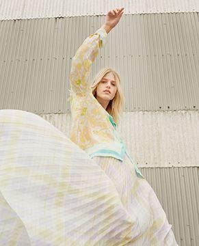 Alessandra skjorte fra Samsøe Samsøe