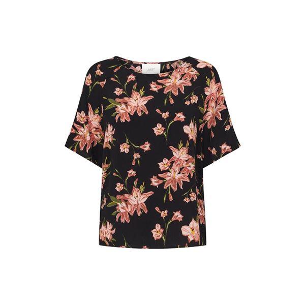 Oline t-shirt fra Just Female