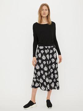 1bd64477ace7 Blomstret nederdel fra By Malene Birger ...