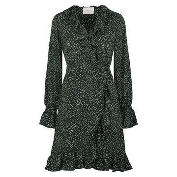7dacb288907c Image slå-om kjole fra Just Female