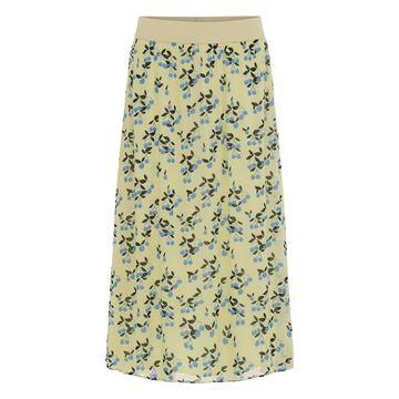 gula nederdel fra custommade