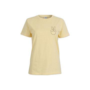 Jolee t-shirt i gul fra Baum und Pferdgarten