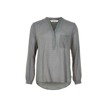 Oriea bluse i grå fra And Less