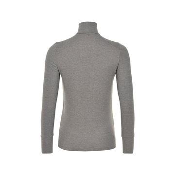 Aldaniela bluse i grå fra And Less