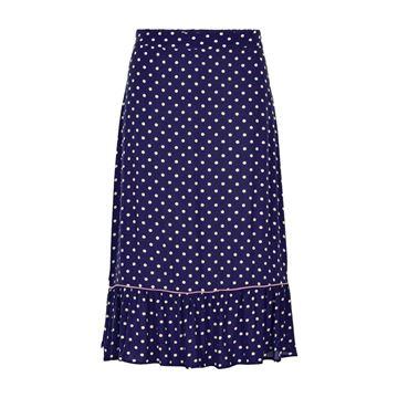 Lexy nederdel i navy fra Nümph