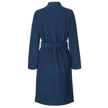 Christa jakke i blå fra Samsøe Samsøe