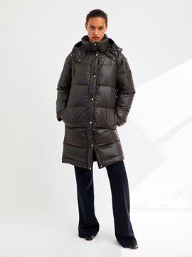 Ebba jakke i sort fra By Malene Birger
