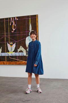 Denim Dallas kjole fra Mads Nørgaard