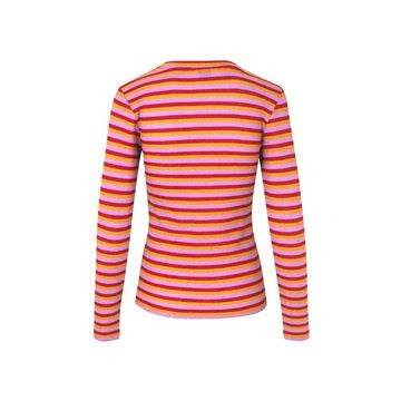 Glitter stripe tuba bluse fra Mads Nørgaard