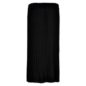 Abbygail nederdel i sort fra And Less