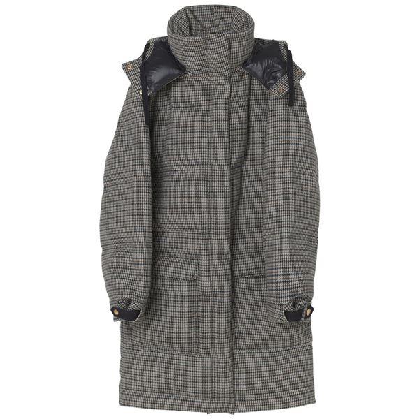 Ebba jakke med tern fra By Malene Birger