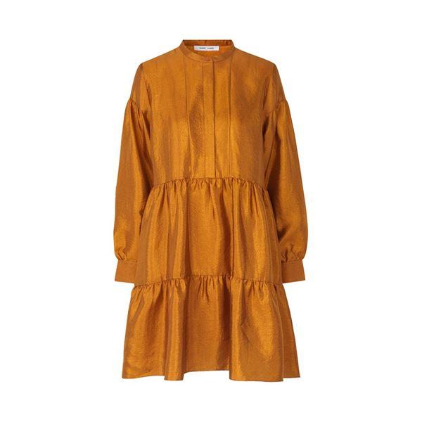 margo kjole fra samsøe samsøe