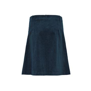 Nutekla nederdel fra Numph