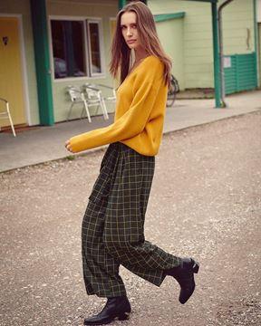 Ember Ellu bukser fra Moss Copenhagen