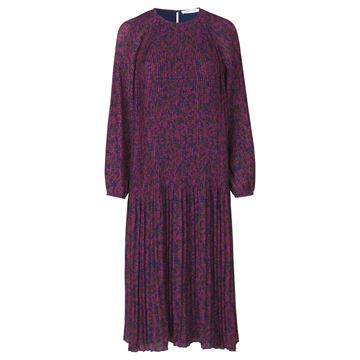 elena kjole fra samsøe samsøe