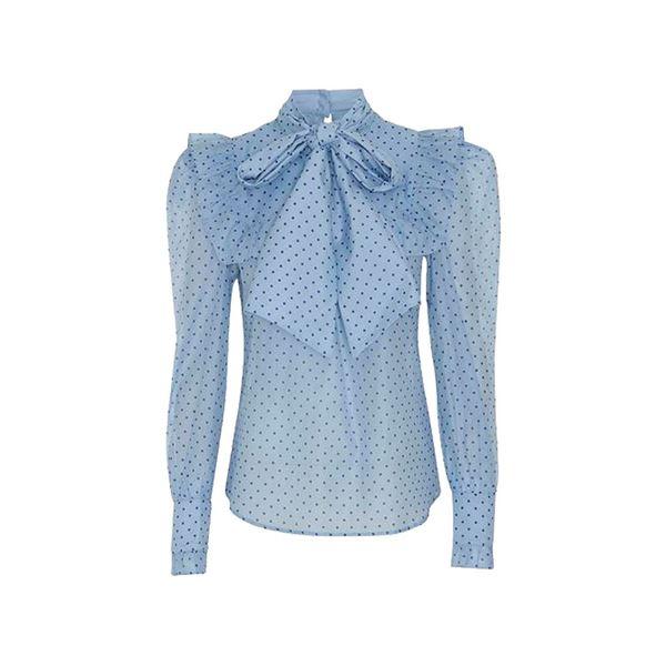 vivica bluse fra custommade