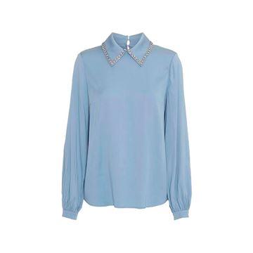 drea bluse fra custommade