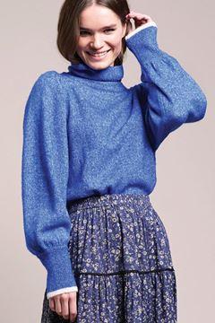 Annika bluse fra Lollys Laundry