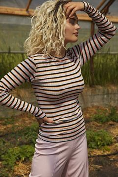 5x5 dream stripe bluse fra Mads Nørgaard