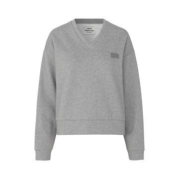 Eco bold sweatshirt fra Mads Nørgaard