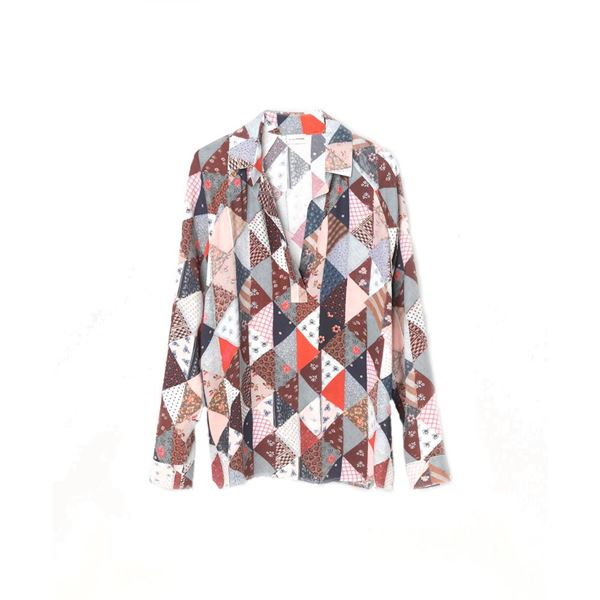 Oliviaa bluse fra By Malene Birger