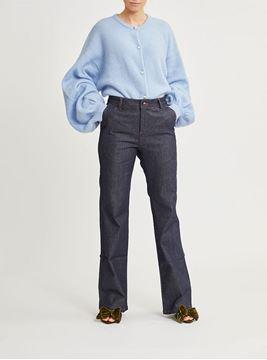 Fie cardigan fra Custommade