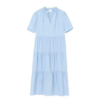 alania kjole fra by malene birger