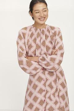 kaia bluse fra samsøe samsøe