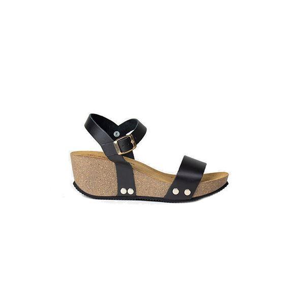 Sabine sandal fra Redesigned By Dixie
