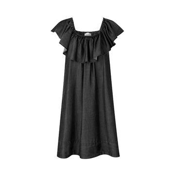 lilla kjole fra second female