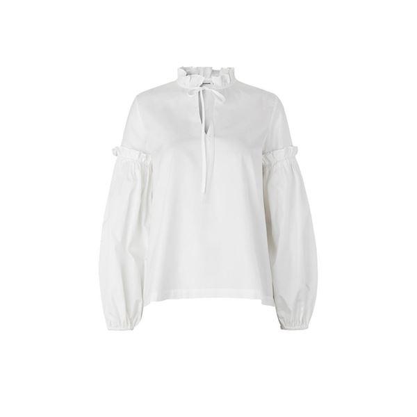 maria skjorte fra samsøe samsøe