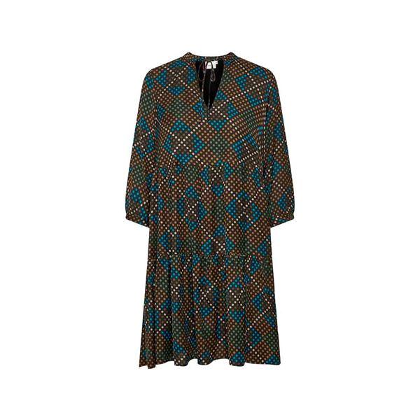 Lolia kort kjole fra Gestuz