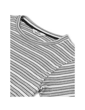 Joy stripe Tuba bluse fra Mads Nørgaard