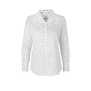 paisley Stretch Spixa skjorte fra By Mads Nørgaard
